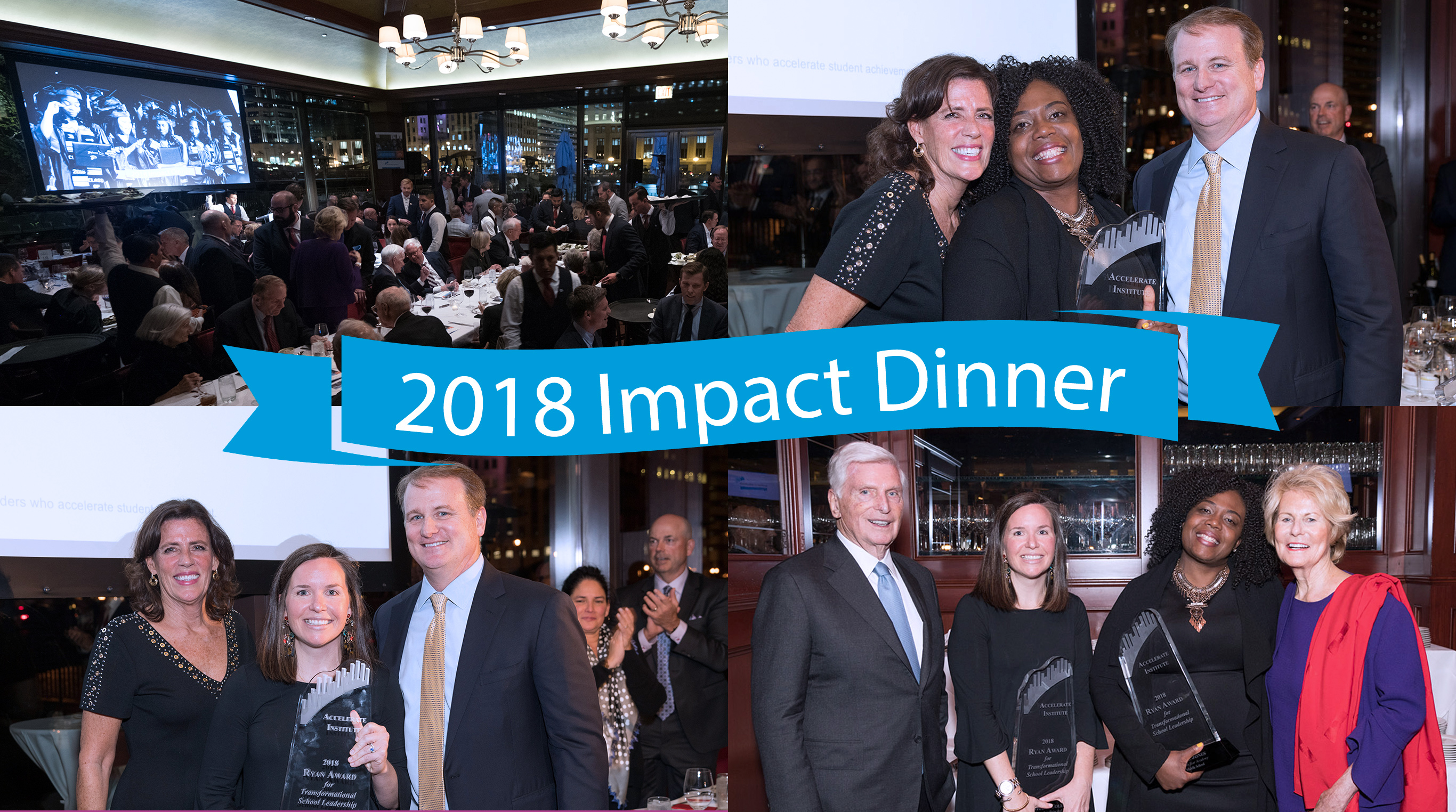Thank you for helping make this year's Impact Dinner a big success